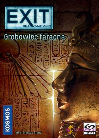 EXIT Grobowiec faraona